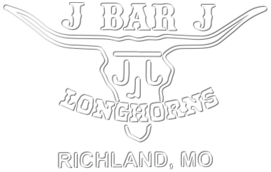J Bar J Longhorns logo